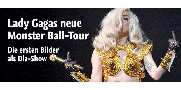 Lady Gaga startet