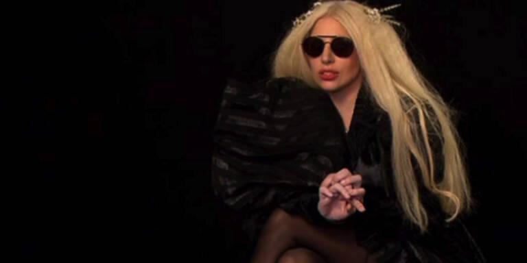Lady Gaga im Interview! So bin ich wirklich!
