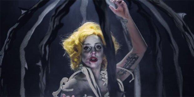 Lady Gaga feiert Comeback