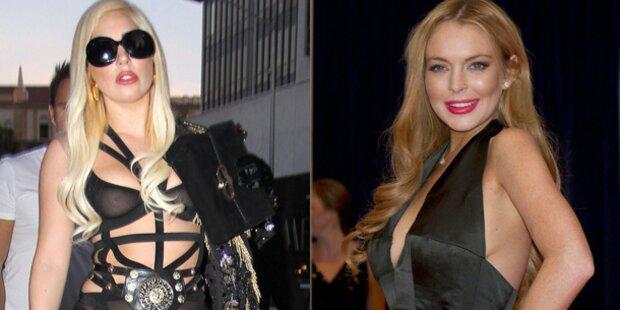 Neues Video: Lady Gaga engagiert Lohan