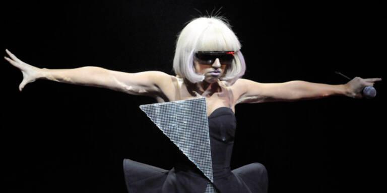 Lady Gaga singt für die Queen