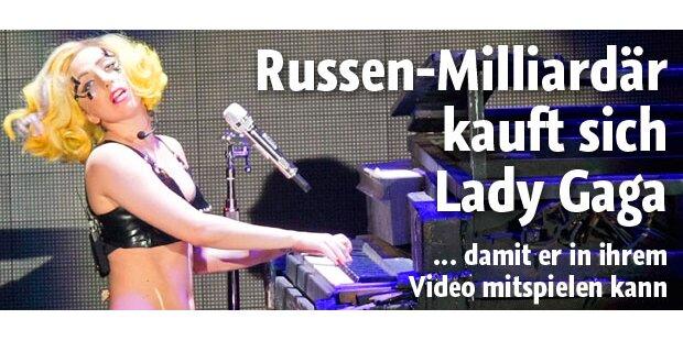 Milliardär zahlt Lady Gaga eine Million
