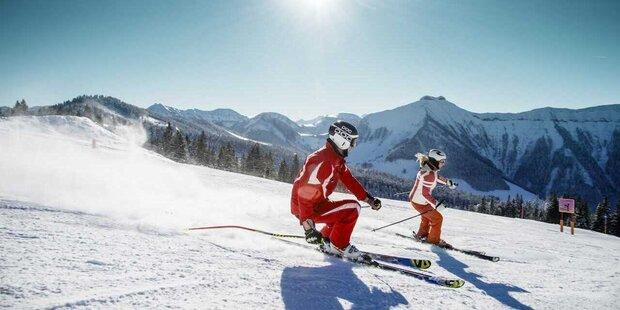 Skigebiet Gaissau-Hintersee öffnet