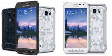 Samsung bringt das Galaxy S6 Active