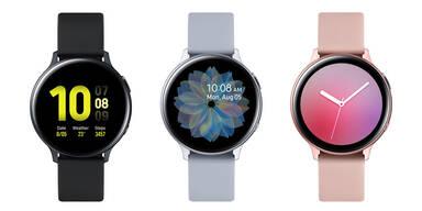 Galaxy Watch Active2 ab sofort erhältlich