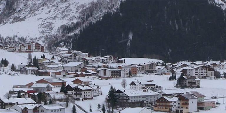 So liegt Schnee in Österreich