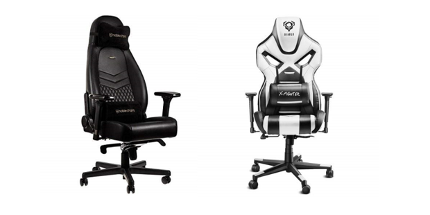 Gaming-Stühle im Test