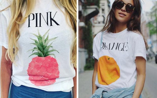 Die It-Shirts von Ganni versüßen uns den Sommer