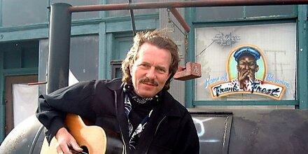 Hans Theessink im Wiener Jazzland zu Gast