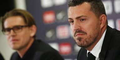 Salzburg-Coach kämpft um Hinteregger