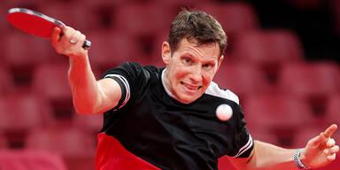 Gardos bei World Tour in Doha im Achtelfinale out
