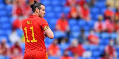 Wales-Superstar Gareth bale