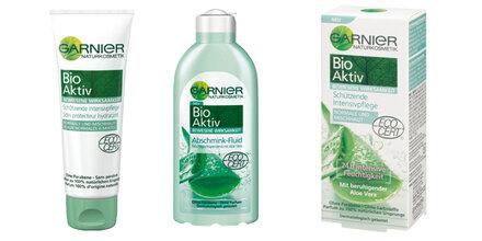 Gewinnen:15 Bio Aktiv-Pflege-Sets