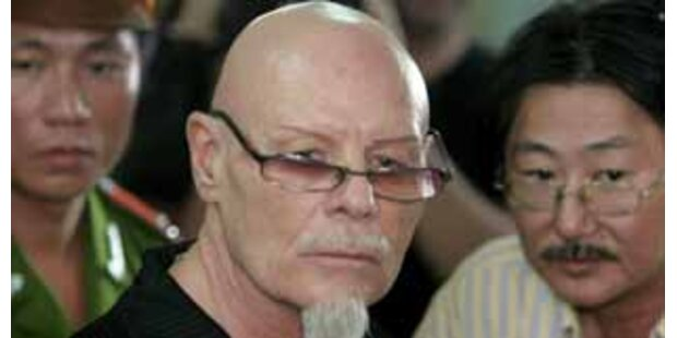 Gary Glitter aus Haft in Vietnam entlassen
