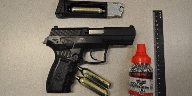 U-Haft für 14-jährigen Schützen beantragt