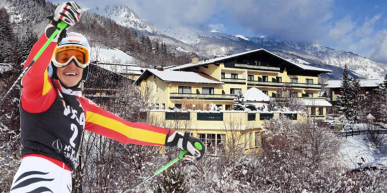 Gasteinertal: Skifahren für Gesund-Fans!