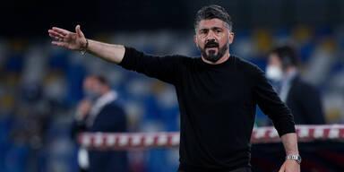 Trainer Gennaro Gattuso