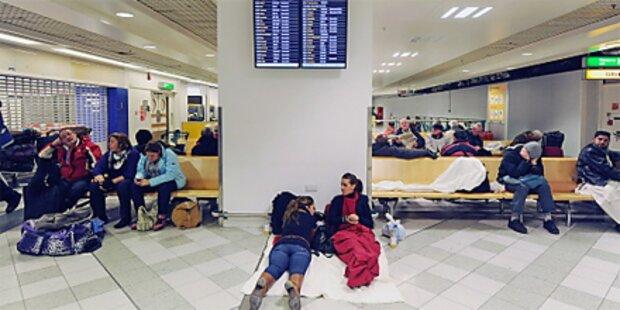 Flughafen London-Gatwick wieder geöffnet
