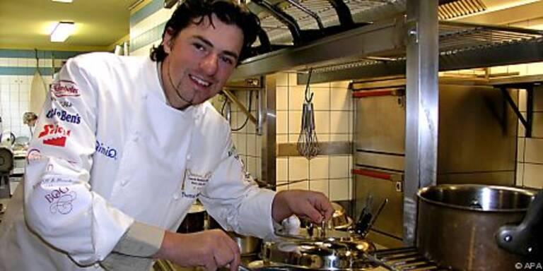 Gault Millau-Koch Dorfer schwingt den Kochlöffel