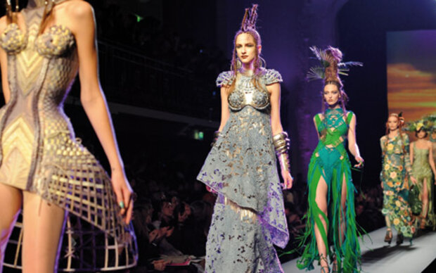 Gaultier goes Mexico