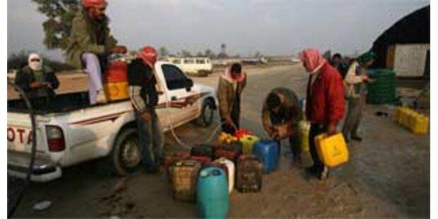 Israel verpflichtet sich zu Treibstoff-Lieferungen nach Gaza