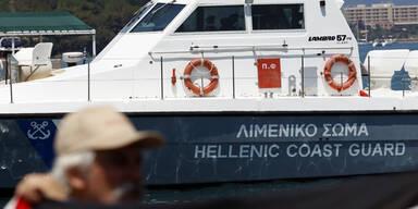 Gazaflotte Küstenwache Griechenland Hilfsflotte