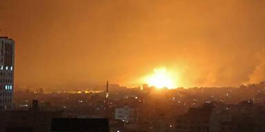 Israelische Bodentruppen greifen Ziele im Gazastreifen an