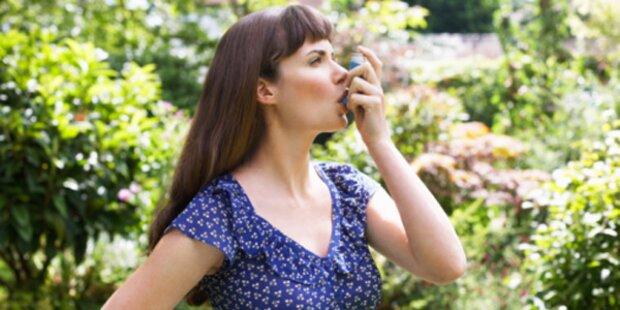 Asthma zu viel oder zu wenig behandelt