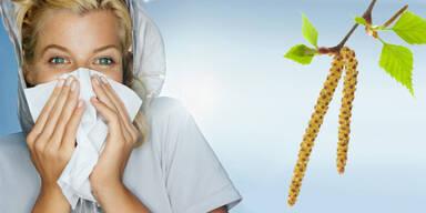 Gegen Pollen wappnen