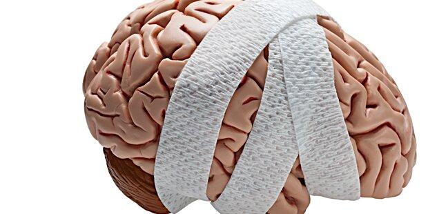 Gehirnerschütterung erhöht Suizidrisiko