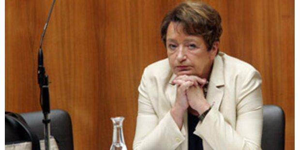 Knapp 30 Millionen für Pensionen der Alt-Politiker