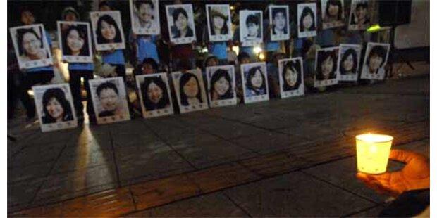 Lage von entführten Koreanern immer dramatischer