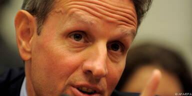 Geithner setzt auf stärkere Binnennachfrage