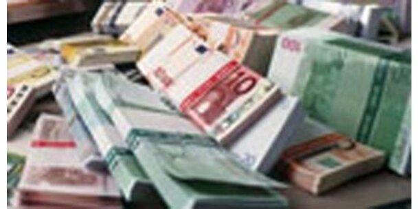 Deutscher Staatshaushalt tief im Minus