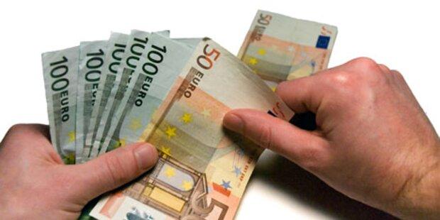 Österreicher zahlen fast die höchsten Steuern