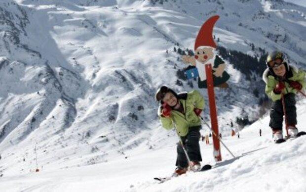 Ski-Spaß für Familien in Galtür