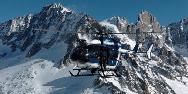 6 Tote in französischen Alpen entdeckt