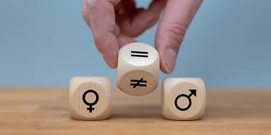 Gender Equality Würfel