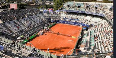 Kitzbühel startet mit vollem Center Court