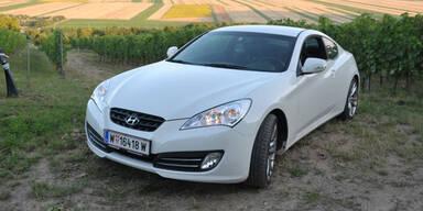 Das neue Hyundai Genesis Coupé im Test