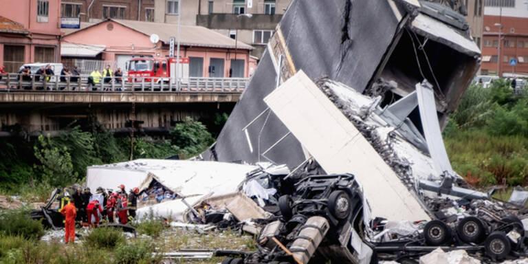 Brückendrama: Letzter Vermisster von Genua geborgen