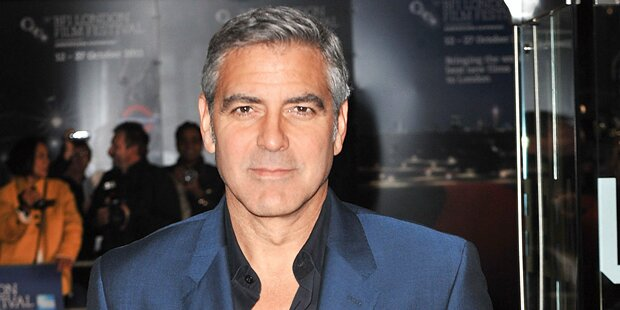 Clooney: Heirat, weil er Papa wird...