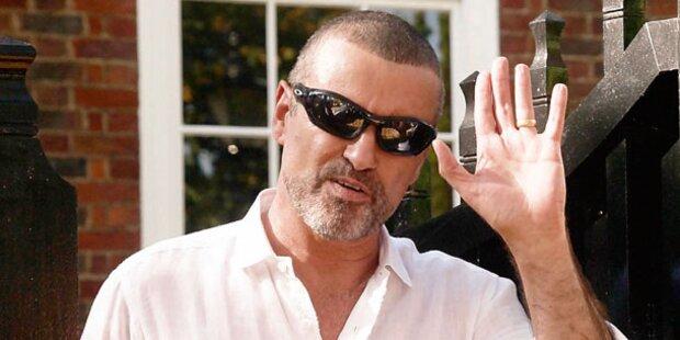 George Michael sagt Australien-Auftritte ab