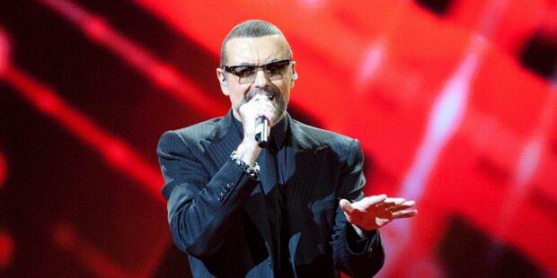 George Michael singt für AKH-Ärzte