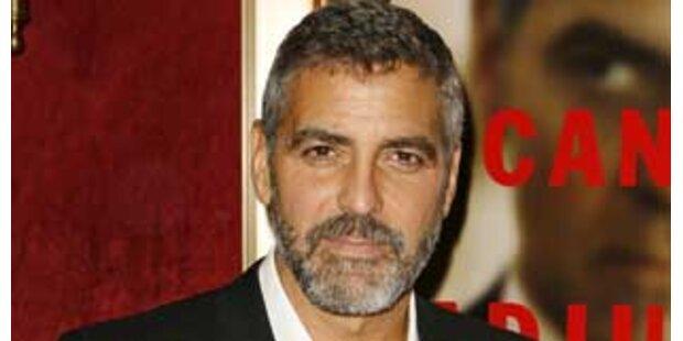 Obama-Fan George Clooney hasst faule Kompromisse
