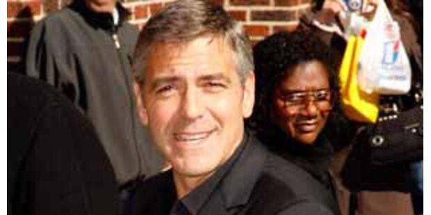 George Clooney im Sudan bedroht und ausgeraubt