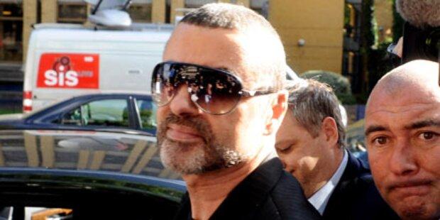 George Michael bekennt sich schuldig