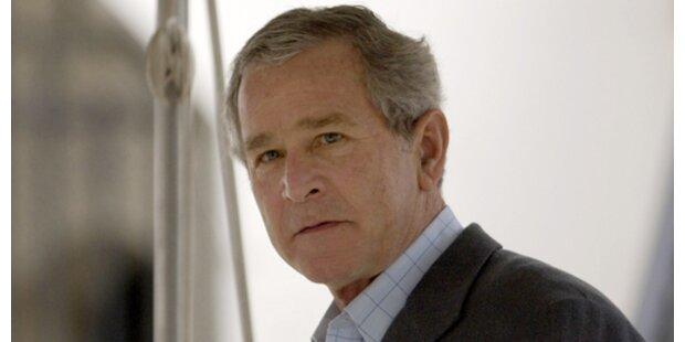 Bush will Truppen verstärken
