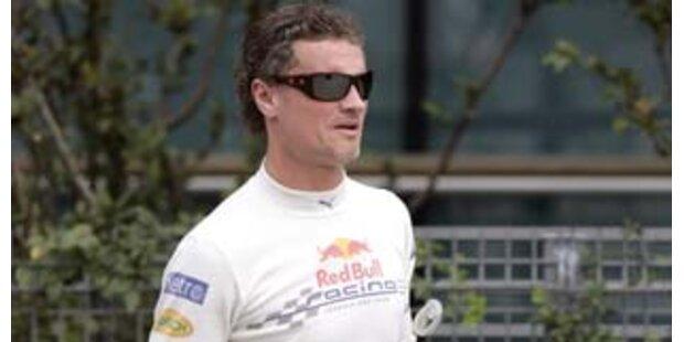 Faymann stoppt Pläne für irre Coulthard-Fahrt