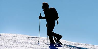 Geprüfte Bergführer unterrichten im Rundparcours